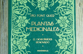 'Plantas medicinales' de Pío Font Quer