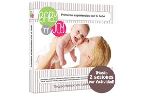 Baby'n'Joy: Primeras experiencias con tu bebé