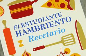 El estudiante hambriento: recetas para estudiantes