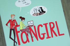 """""""Fan Girl"""", la mejor novela juvenil en USA"""