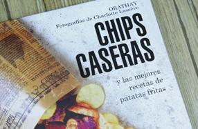 Sorprendentes recetas de 'Chips caseras'