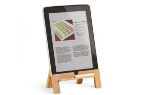 El soporte para tablet más divertido y práctico