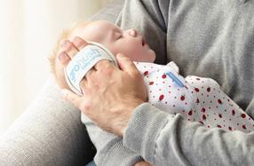 Calmante acústico para bebés Grohush