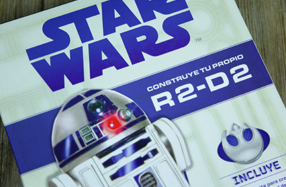 "Pack ""Construye tu propio R2D2"""