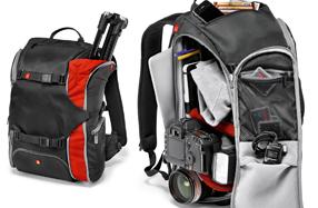 Supermochila para fotógrafos Manfrotto Travel Backpack