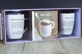 El kit de recetas definitivo para hacer bizcocho en taza