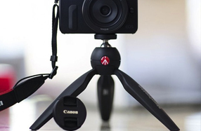 Mini tripode Pixie de Manfrotto