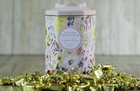 Caramelos de toffee gourmet de Crabtree & Evelyn