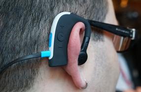 Auriculares inalámbricos Blueant para deportistas