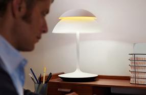 """Lámpara de sobremesa """"Beyond"""" de Philips Hue"""