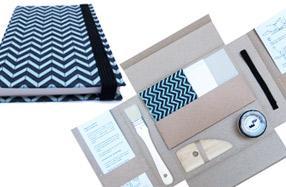 Kit para encuadernar tu propio cuaderno
