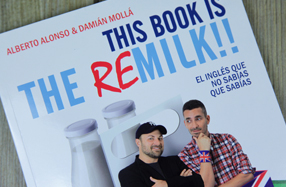 This Book is the ReMilk!! El libro de inglés más divertido
