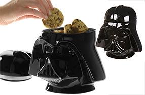 Tarros para las galletas de Star Wars