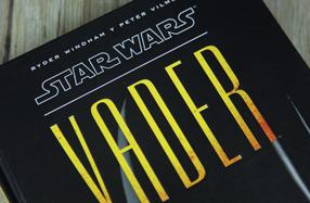 """""""Vader"""", la biografía imprescindible para fans"""