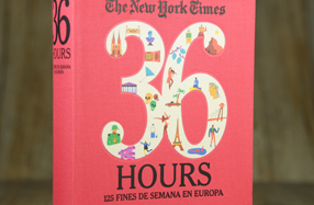 """36 horas, 125 fines de semana por Europa"" The New York Times"