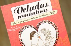 Veladas románticas: el libro con los mejores planes en pareja