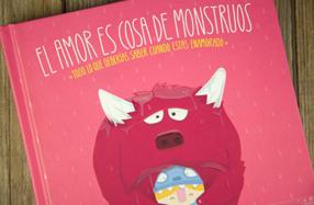 """""""El amor es cosa de monstruos"""": el libro más romántico y original"""