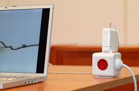 Powercube: el alimentador modular que incluye USB