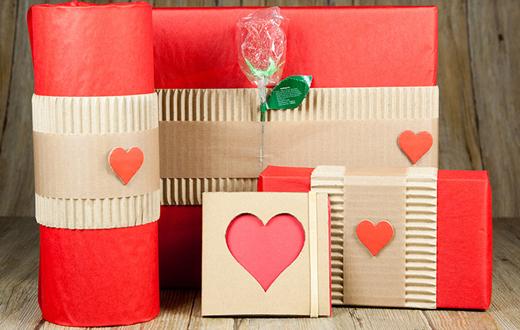 Convierte tu regalo de san valent n en espectacular el for Regalos muy romanticos