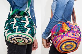 Wayúu: los bolsos artesanales más cool