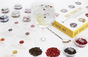 """Gin Tonic Kit"": los 8 botánicos imprescindibles"