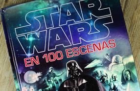 """Libro """"Star Wars en 100 escenas"""""""