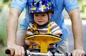 Weeride: la mejor sillita delantera para la bici