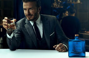Haig Club: el whisky de David Beckham