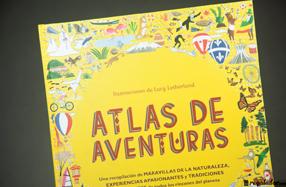 """""""Atlas de aventuras"""": explora el planeta sin salir de casa"""