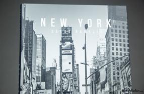 """""""New York"""": El famoso libro de fotografías de Serge Ramelli"""