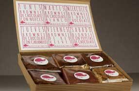 Brownies artesanales para cada día de la semana