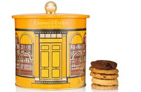 Bote de galletas tradicionales de Crabtree & Evelyn
