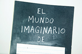 """El mundo imaginario de..."" por Keri Smith"