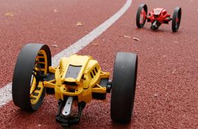 Jumping Race: el drone especialista en carreras y giros
