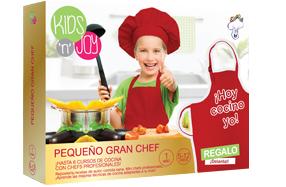 Baby'n'Joy: Experiencias para pequeños gran chefs