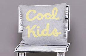 El cojín para los niños más cool