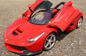 El Ferrari teledirigido más exclusivo