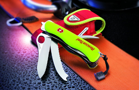 Victorinox RescueTool: su mejor aliado contra accidentes