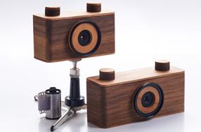 Nopo: cámaras de fotos estenopéicas artesanales