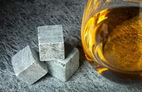 Set de piedras mágicas para enfriar el whisky