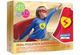 Baby'n'Joy: Experiencias para pequeños superhéroes