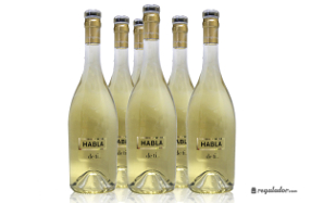 'Habla de Ti': un vino con glamour en estuche de regalo