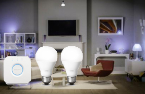 Philips Hue White: kit de inicio