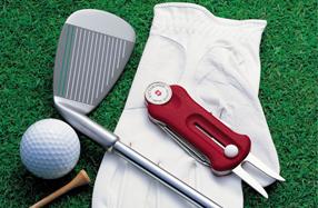 Victorinox GolfTool: especial para golfistas exigentes