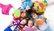 niños-leen