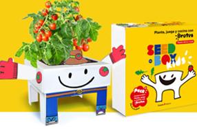 SeedBox KIDS: el mejor huerto urbano para niños