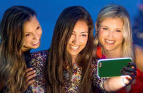 Lumee: la funda-selfie para iPhone6 de las famosas