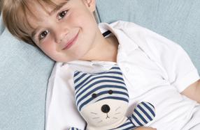 Socky Dolls: muñecos de calcetín térmicos y relajantes para niños