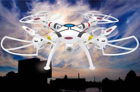 Payload: El drone de altas prestaciones de Jamara