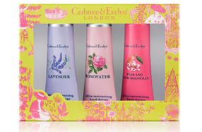Estuches de crema de manos Crabtree & Evelyn